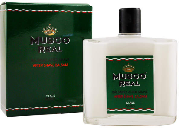 Musgo Real After Shave Balsam by 3.4oz Lotion)