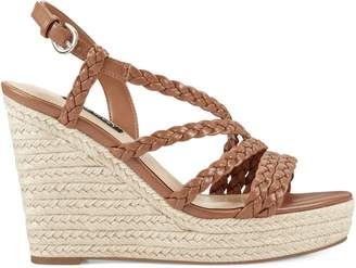 Nine West Halsee Espadrille Wedge Sandals