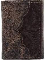American West Men's Tri-Fold Wallet