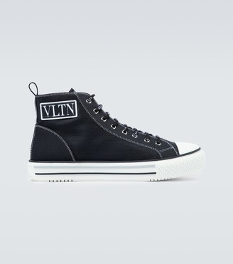 Valentino VLTN TIMES Giggies high-top sneakers