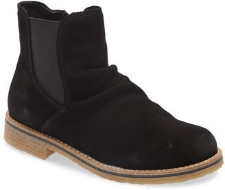 Bos. & Co. Beat Suede Waterproof Chelsea Boot