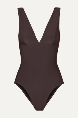 BONDI BORN + Net Sustain Veronica Swimsuit