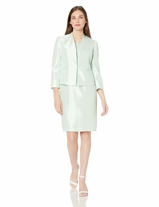 Le Suit LeSuit Women's Open Jacket Shinny Dress Suit