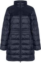 Zizzi Plus Size Quilted waterproof down jacket