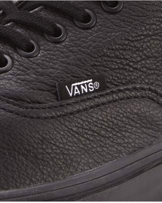 Vans Authentic leather Decon
