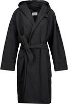 Etoile Isabel Marant Marley cotton and linen-blend hooded coat