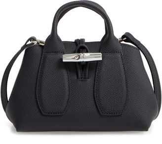 Longchamp Extra Small Roseau Leather Tote