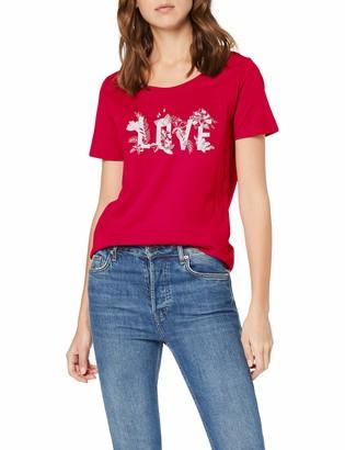 S'Oliver Women's 21.906.32.4451 T-Shirt