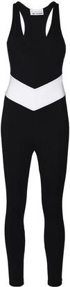 STAUD x New Balance bodysuit