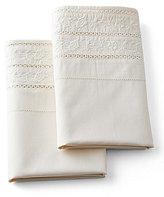 Ralph Lauren Half Moon Bay Nadiya Embroidered Cotton Sheets
