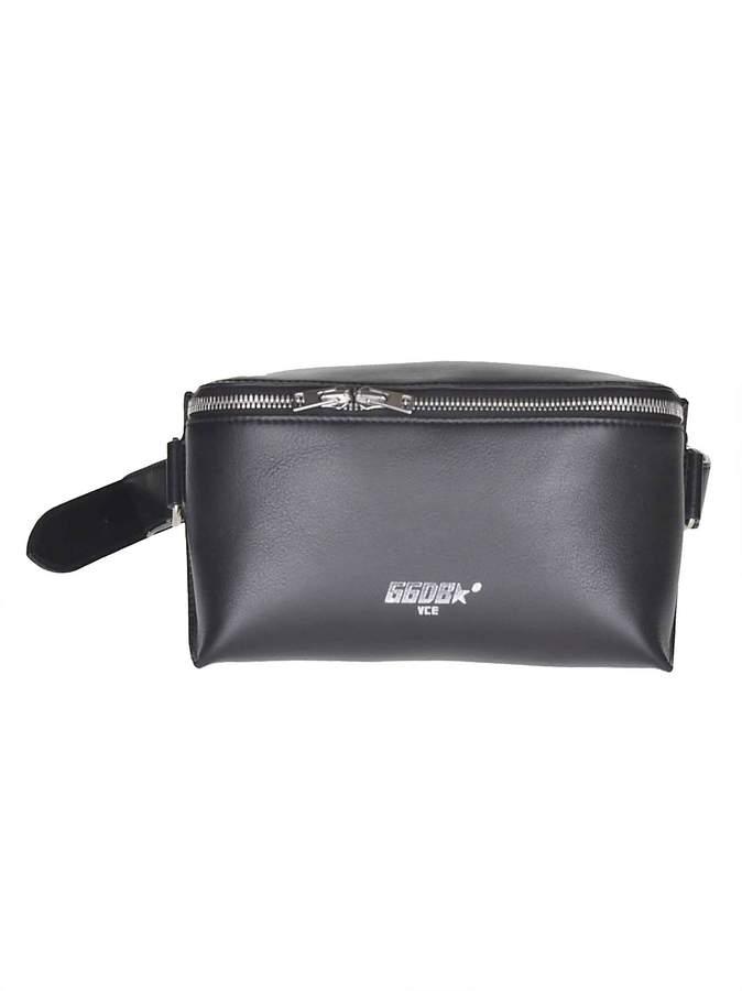 Golden Goose Logo Print Belt Bag