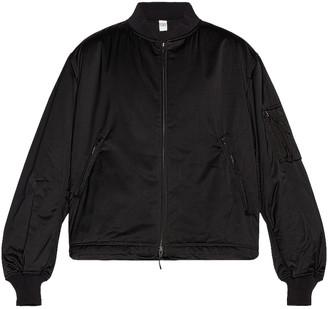 Yohji Yamamoto Bomber in Black | FWRD