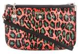 Kenzo Printed Snakeskin Crossbody Bag