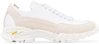 Diemme Possagno low-top suede sneakers