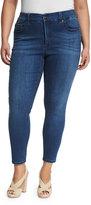 Melissa McCarthy Pencil Ankle Jeans, Plus Size