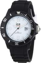 Ice Watch Ice-Watch Ice Men's SIBWUS10 Ice- Dial with Black Bracelet Watch