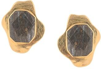 LIYA Stone-Embellished Earrings