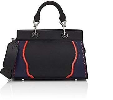 Altuzarra Women's Shadow Small Leather Tote Bag - Black