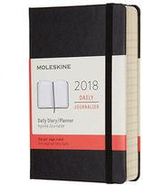 Moleskine NEW 2018 Pocket Black Hardcover Daily Diary