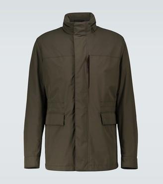 Ermenegildo Zegna Weightless parka jacket