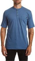Stanley Short Sleeve Henley Shirt