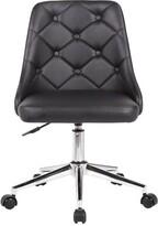 Orean Ergonomic Task Chair Ebern Designs Upholstery Color: Black
