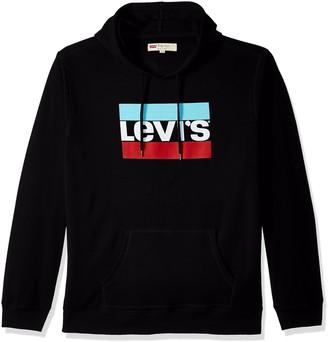 Levi's Men's Plus Size Sportwear Logo Hoody
