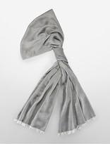 Calvin Klein Lightweight Textured Weave Scarf