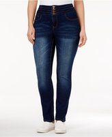 Rampage Trendy Plus Size Skinny Jeans