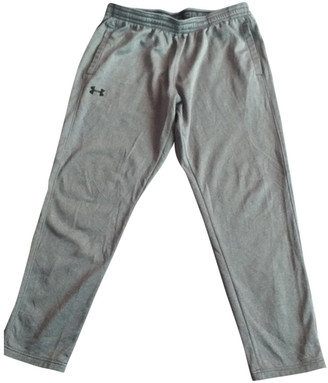 Under Armour Grey Cotton Trousers
