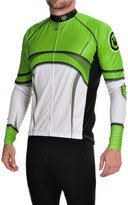 Canari Treader Cycling Jersey - Long Sleeve (For Men)