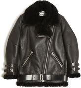Acne Studios Shearling/ Leather Jacket