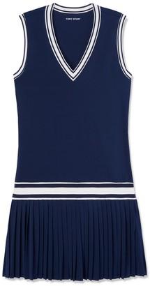 Tory Burch V-Neck Tennis Dress
