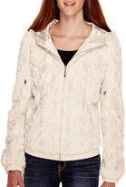 Joujou Jou Jou Faux-Fur Hooded Jacket