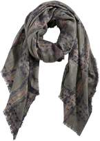 Heine Abstract Print Scarf