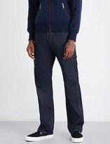 Junya Watanabe x Levi's regular-fit straight mid-rise jeans