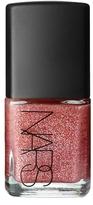NARS Nail Polish in Arabesque Glitter Sheer Pink