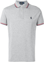 Polo Ralph Lauren contrast trim polo shirt - men - Cotton - S