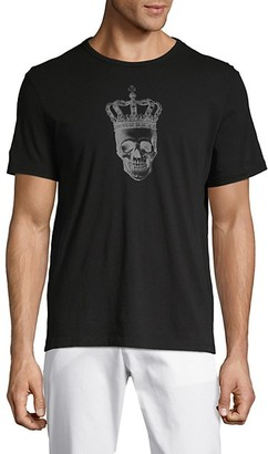 John Varvatos Skull Crown Tee
