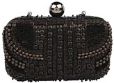 Santi Zig Zag Beaded Clutch