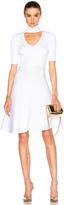 Cushnie et Ochs x FWRD Exclusive Turtleneck Mini Dress