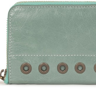 Vanessa Bruno Small crinkled Leather wallet