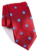 Nordstrom Men's Honeymoon Medallion Silk Tie