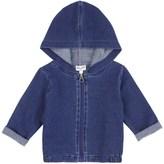 Splendid Baby Girl Indigo Hoodie Jacket