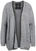 Superdry SORAYA Cardigan grey marl