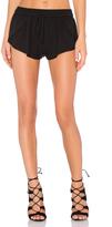 Kes Seamless Double Crepe Shorts