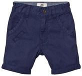 Timberland Navy Cotton Chino Shorts