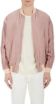 John Elliott Men's Reversible Insulated Bomber Jacket
