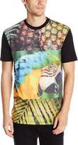 Neff Men's Amigos T-Shirt, Multi