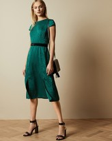 Ted Baker BELLANA Wilderness midi dress